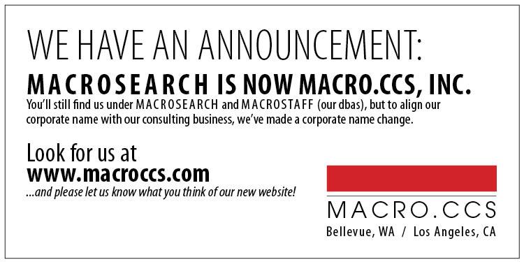 Events/News Archives - MACROCCS