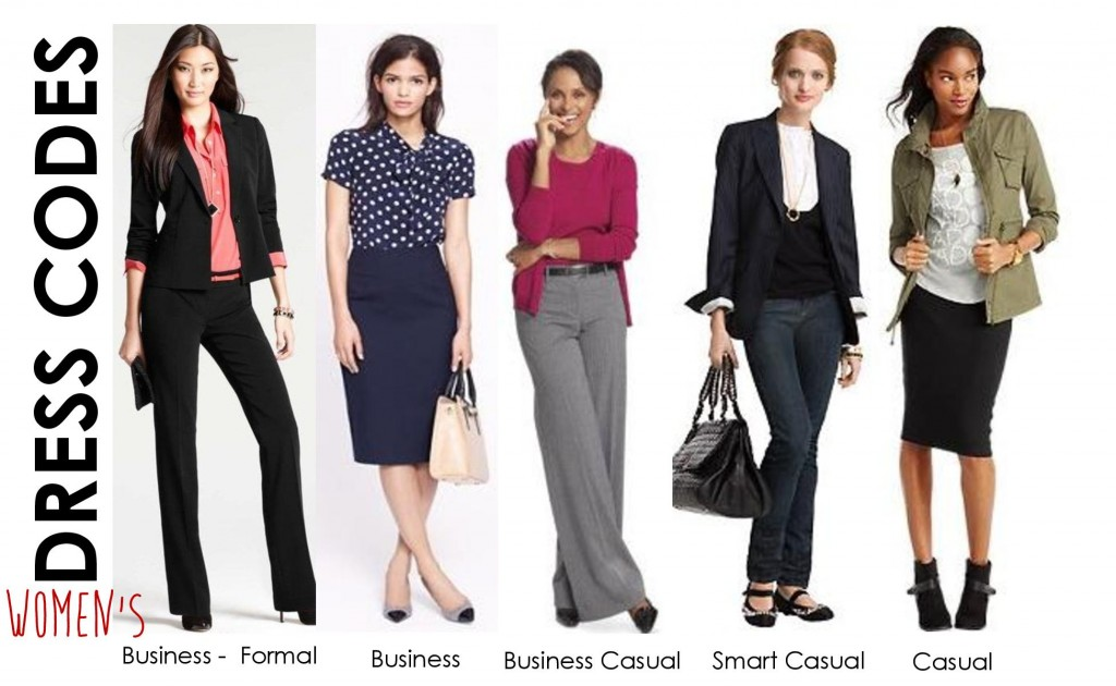 Dress Codes How To Dress For Your Next Interview
