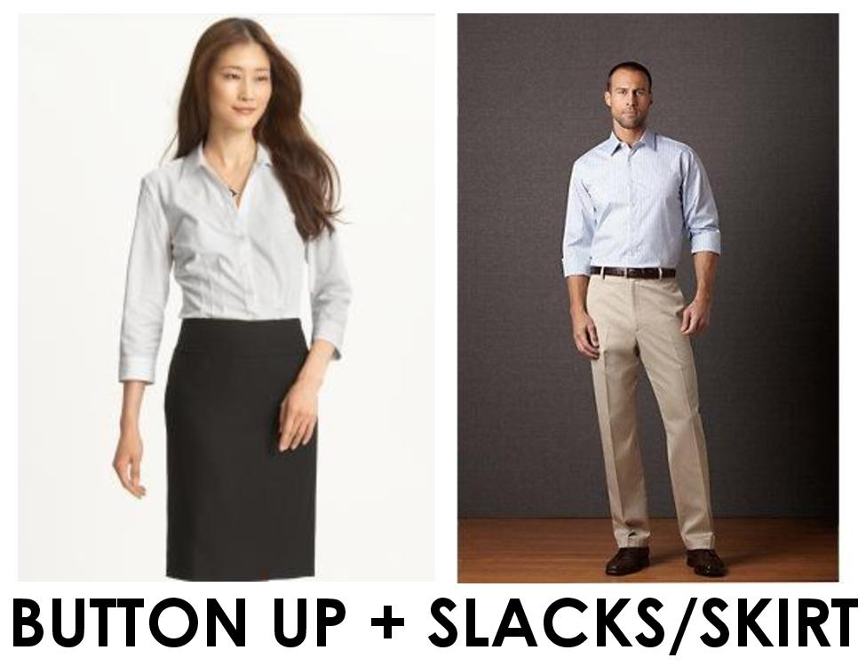 Dress codes how to dress for your next interview for Dress shirt for interview