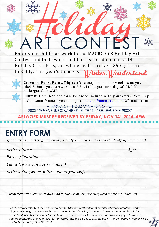 2014 macroccs 2014 holiday card contest falaconquin